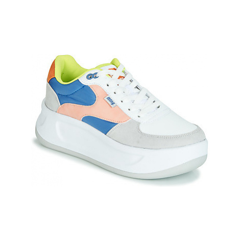 MTNG WAL women's Shoes (Trainers) in Multicolour