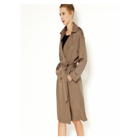 CAMAIEU Coat Brown