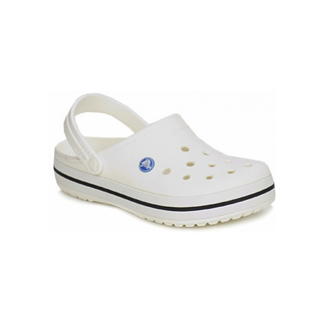 Crocs CROCBAND women's Clogs (Shoes) in White