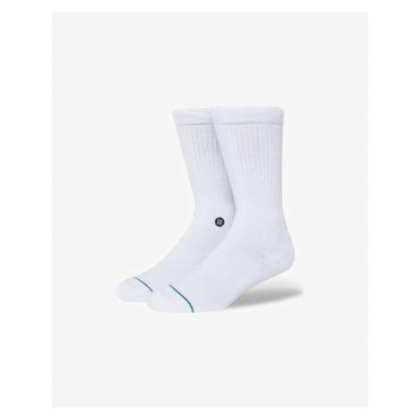 Stance Icon Socks White