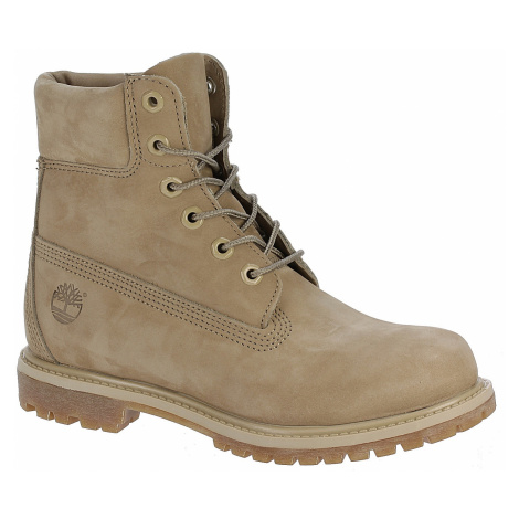 shoes Timberland Icon 6 Premium Waterproof Boot - A1K3Y/Natural Nubuck