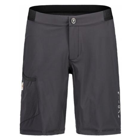Maloja STAGIASM black - Men's biking shorts