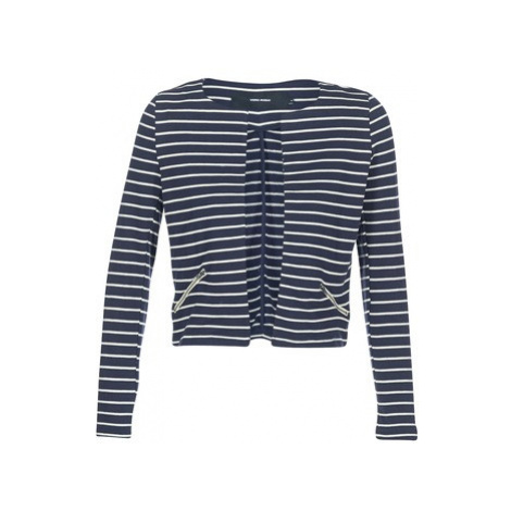 Vero Moda VMULA women's Jacket in Blue
