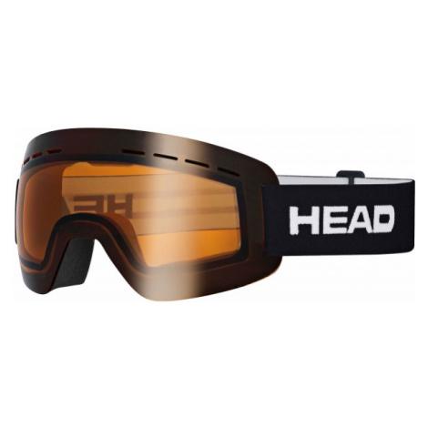 Head SOLAR ORANGE black - Ski goggles