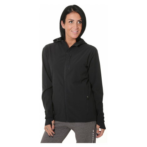 jacket Under Armour Outrun The Storm - 001/Black - women´s