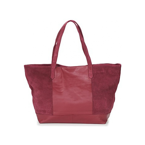 Betty London WILLY women's Shopper bag in Red