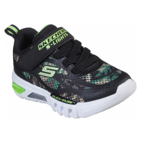 Skechers S-LIGHT FLEX-GLOW - Flashing sneakers for the youngest ones