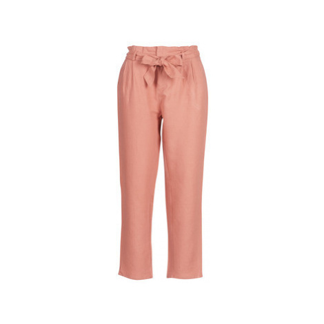 Betty London KALINE women's Trousers in Pink