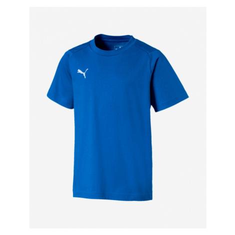 Puma Liga Casuals Kids T-shirt Blue