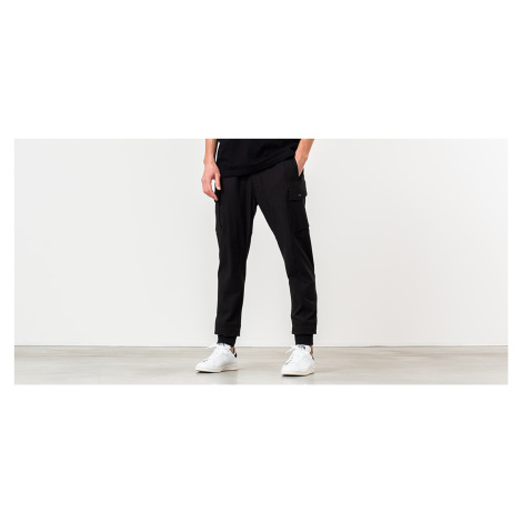 White Moutaineering Military Pants Black