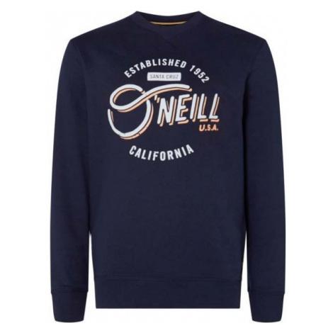 O'Neill LM MUGU CALI CREW dark blue - Men's sweatshirt