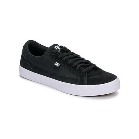DC Shoes LYNNFIELD M SHOE BKW men's Shoes (Trainers) in Black