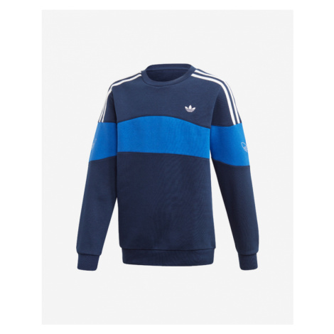 adidas Originals Bandrix Kids Sweatshirt Blue