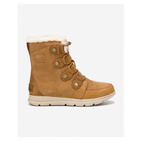 Sorel Explorer™ Joan Snow boots Brown Orange