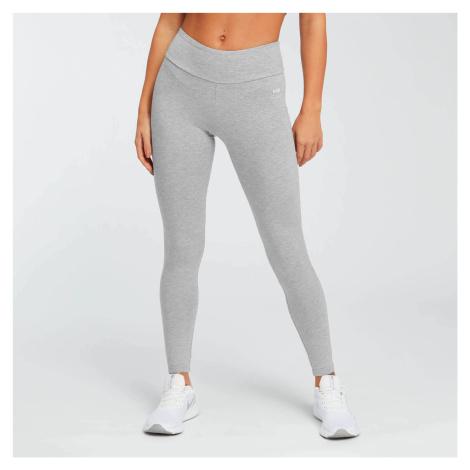 MP Women's Essentials Leggings - Grey Marl Myprotein