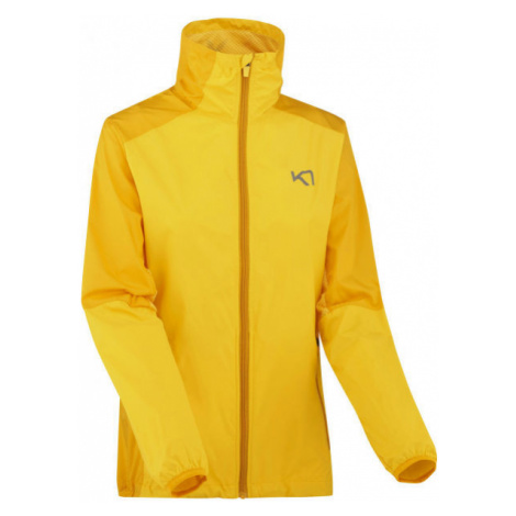 KARI TRAA NORA JACKET yellow - Women's sports jacket