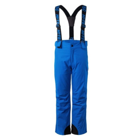 Hi-Tec DRAVEN JR blue - Children's ski pants