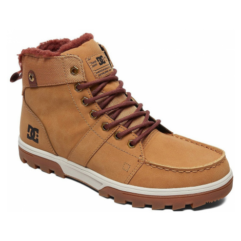 shoes DC Woodland - XCCC/Brown/Brown/Brown - men´s