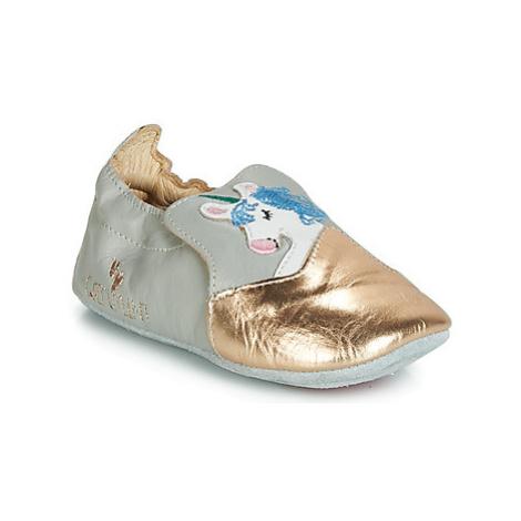 Catimini LICORNETTE girls's Children's Slippers in Grey