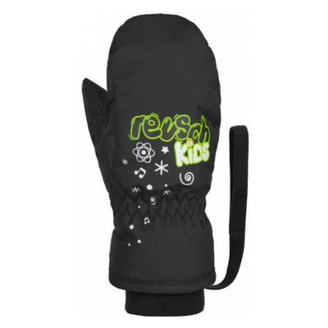 Reusch KIDS MITTEN black - Ski gloves