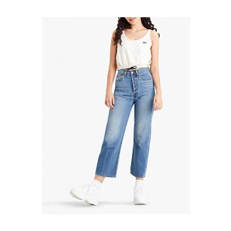 Levi's Ribcage Straight Ankle Jeans, At The Ready Levi´s