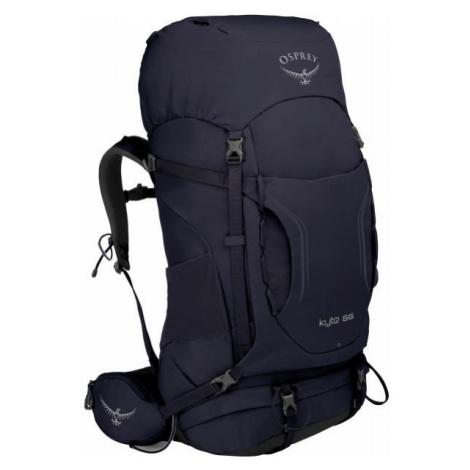 Osprey KYTE 66 dark blue - Trekking backpack