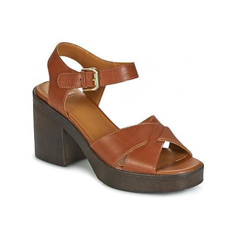 Vagabond MARVA women's Sandals in Brown