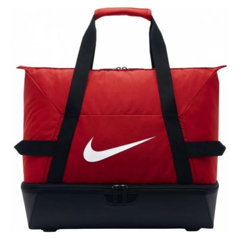 Nike ACADEMY TEAM HARDCASE M red - Football sports bag