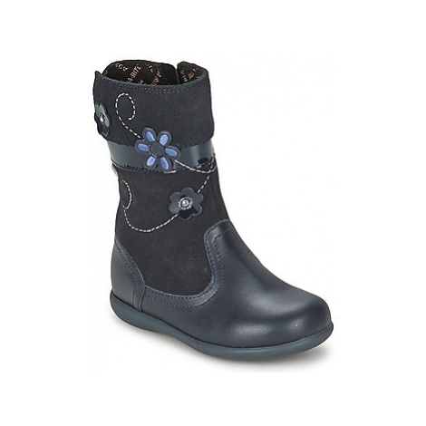Start Rite AQUA DREAM girls's Children's Mid Boots in Blue
