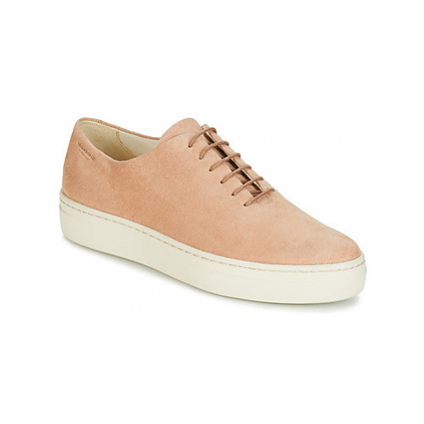 Vagabond CAMILLE women's Shoes (Trainers) in Beige
