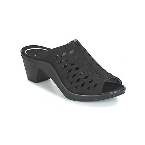 Romika MOKASSETTA 335 women's Mules / Casual Shoes in Black