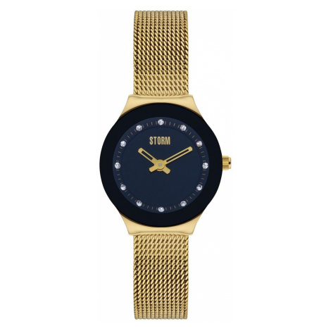 Storm Watch Arin Gold Black Ladies