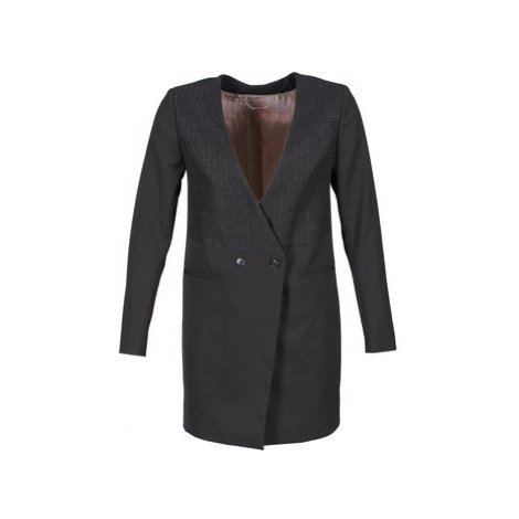 Black women's coats