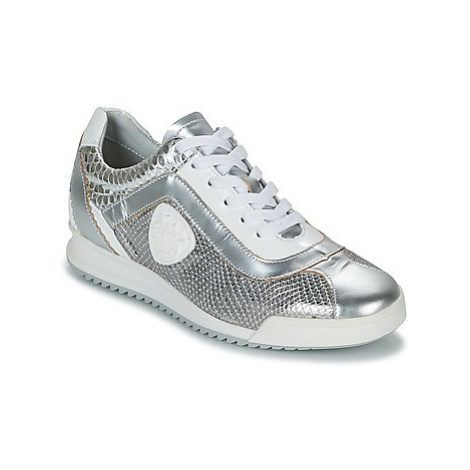 Philippe Morvan CANDY women's Shoes (Trainers) in Silver