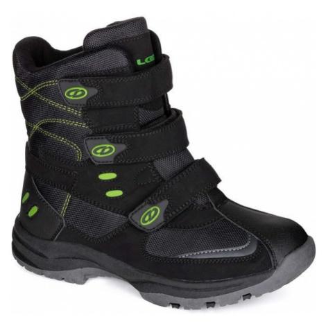 Loap AWAKA black - Kids' winter shoes