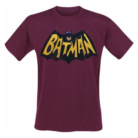 Batman ´66 Logo T-Shirt red