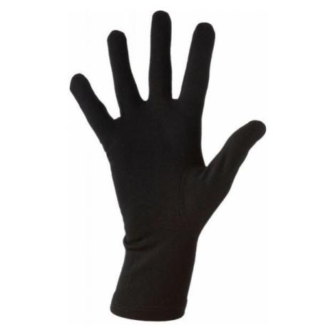 Icebreaker OASIS GLVLINR black - Sports gloves Icebreaker Merino