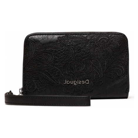 wallet Desigual 20SAYP57/Melody Mini Zip - 2000/Negro - women´s