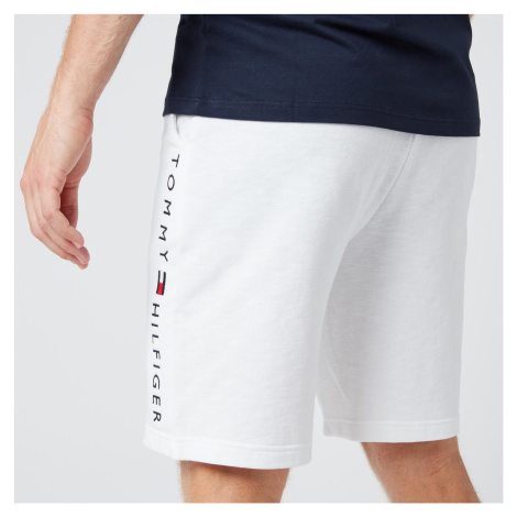 Tommy Hilfiger Men's Sweat Shorts - Classic White