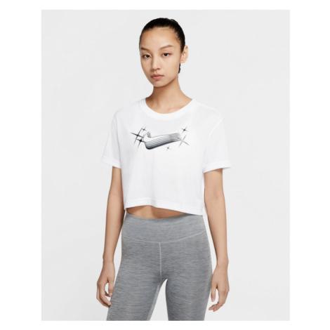 Nike Dri-FIT Goddess Crop top White