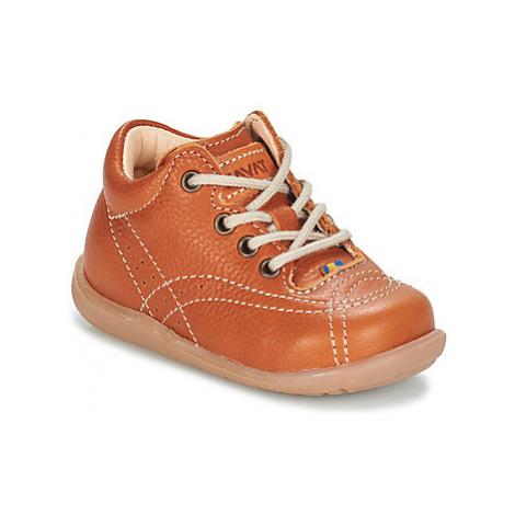 Kavat EDSBRO EP girls's Children's Mid Boots in Brown