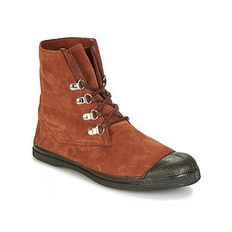 Bensimon TENNIS MONTANA women's Mid Boots in Brown
