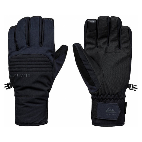 glove Quiksilver Hill Gore-Tex - KVJ0/Black - men´s
