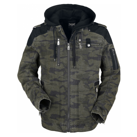 Black Premium by EMP - Saving The Best For Last - Jacket - camouflage