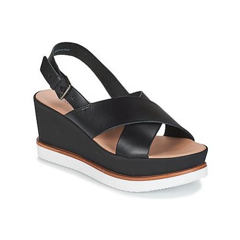 André ELEA women's Sandals in Black