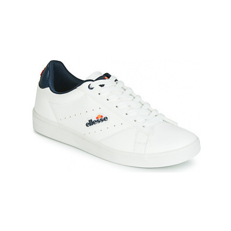 Ellesse MARCUS men's Shoes (Trainers) in White