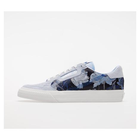 adidas Continental Vulc W Periwinkle/ Crystal White/ Royal Blue
