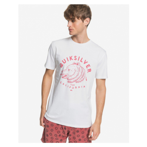 Quiksilver T-shirt White