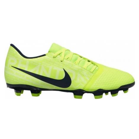 Nike PHANT VENOM CLUB FG yellow - Men's football boots