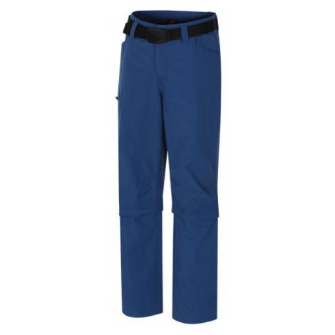 Hannah COASTER JR blue - Children's convertible pants